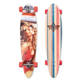 Dusters - Farrah Fawcett Longboard