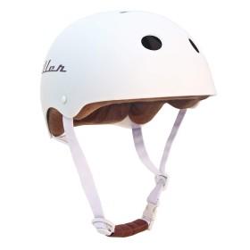 Miller Division Pro Helmet White